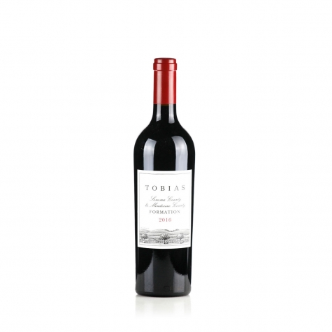 Tobias Formation Red Blend California 2016