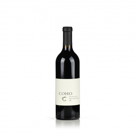 """Coho """"Headwaters"""" Napa Valley Red Wine 2015"""