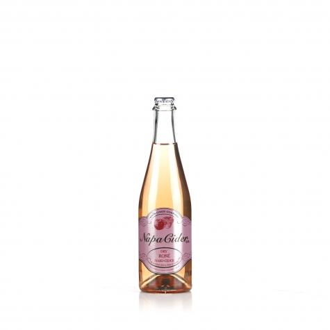 Napa Cider Co. Hard Apple Cider Pinot Noir Rose