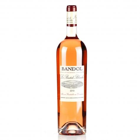 La Bastide Blanche Bandol Rose Magnum 2019
