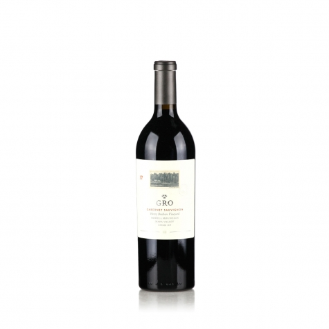 """Gro Cabernet Sauvignon """"Henry Brothers Vineyard"""" Howell Mountain, Napa Valley 2017"""