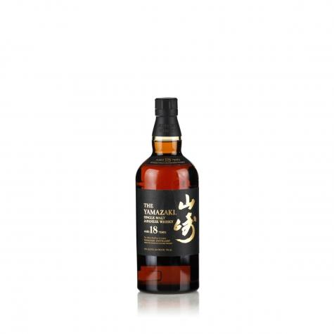Yamazaki 18 Whisky