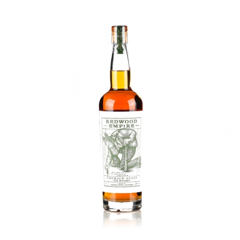 Redwood Empire Rye Whiskey