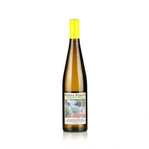 Alfaro Family Winery Gruner Veltliner Santa Cruz Mountains 2018