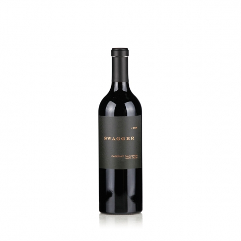 """Saunter Wines """"Swagger"""" Cabernet Sauvignon Napa Valley 2018"""