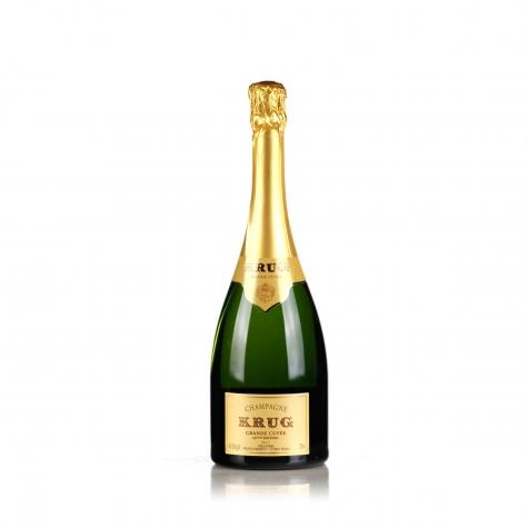 KRUG 167th Grande Cuvee Champagne