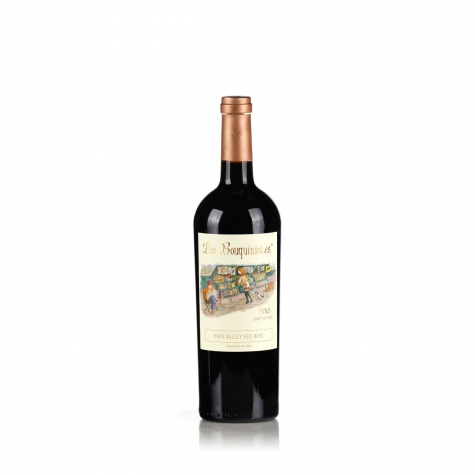 Les Bouquinistes Red Wine Napa Valley 2018