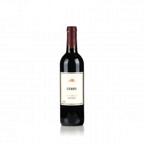 Cerro Napa Valley Petit Verdot Red Blend 2016