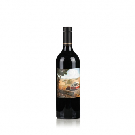 "Behrens Family ""The Road Les Traveled VI"" Red Wine California NV"