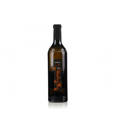 Polvanera Verdeca Orange Wine Puglia Italy 2018