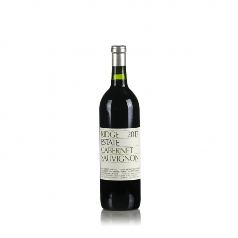 Ridge Vineyards Estate Cabernet Sauvignon 2017