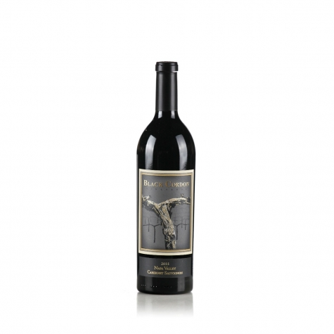 Black Cordon Cabernet Sauvignon Napa Valley 2015