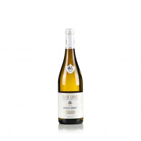Domaine Charles Gonnet Chignin Vin de Savoie 2019