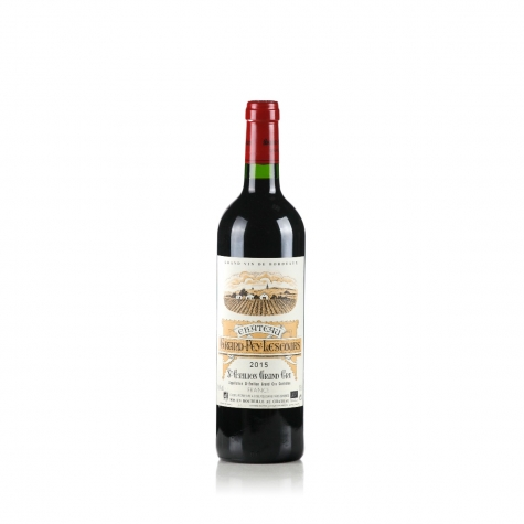 Chateau Grand Pey Lescours Saint-Emilion Grand Cru 2015