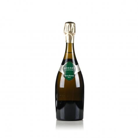 Gosset Grand Millesime 2012 Brut Champagne