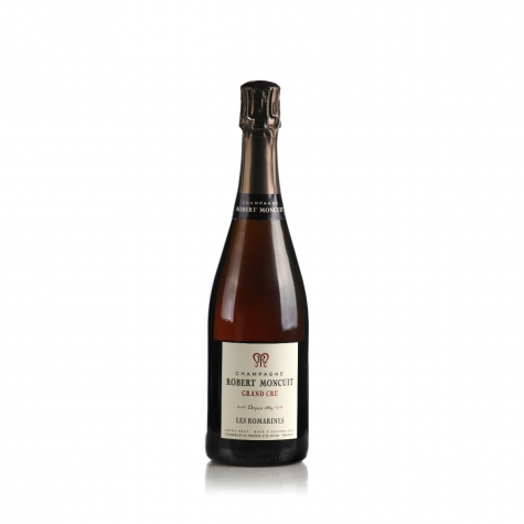"Robert Moncuit ""Les Romarines"" Rose Champagne"