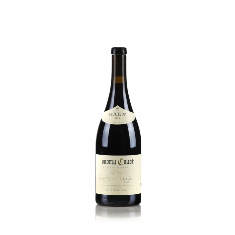 RAEN Pinot Noir Royal St Robert Sonoma Coast 2018