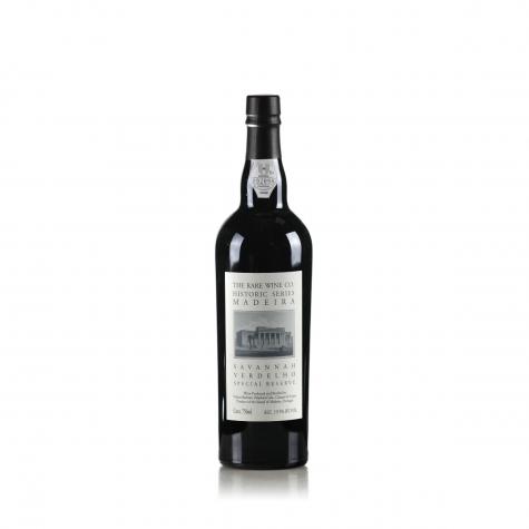 Rare Wine Co. Savannah Madeira Verdelho