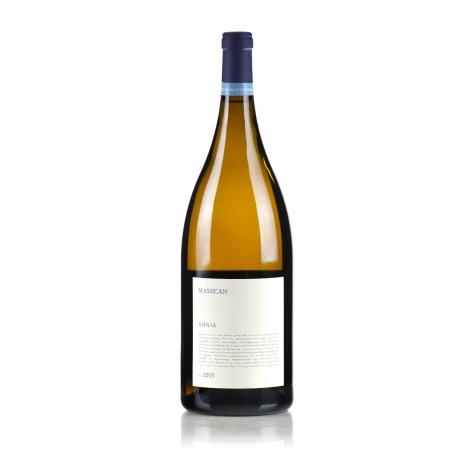 "Massican ""Annia"" White Wine California 2019 MAGNUM"