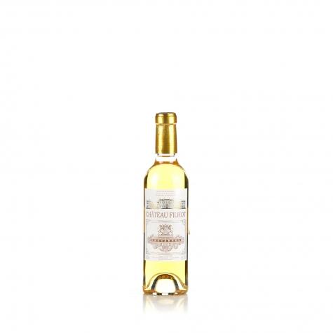 Chateau Filhot Sauternes 375 ml 2015