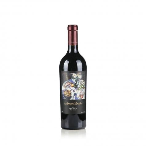 Amuse Bouche Napa Valley Red Wine 2018