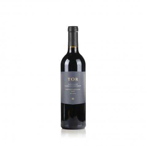 TOR Winery Cabernet Sauvignon Oakville Hillside 2016