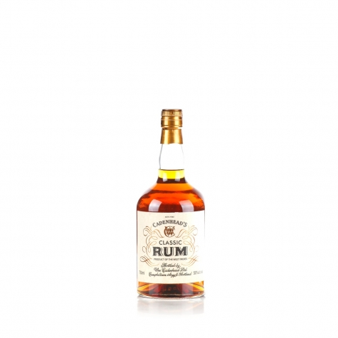 Cadenhead's Classic Rum The West Indies