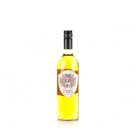 The Scarlett Ibis Trinidad Rum