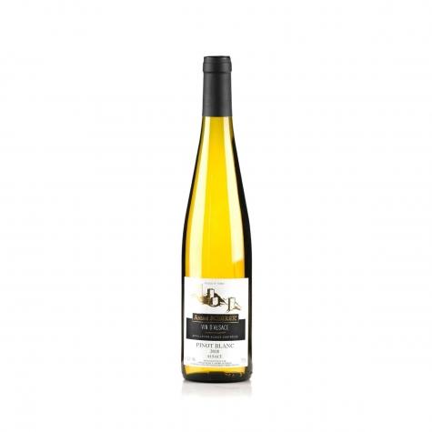 Andre Scherer Pinot Blanc Vin d' Alsace 2018
