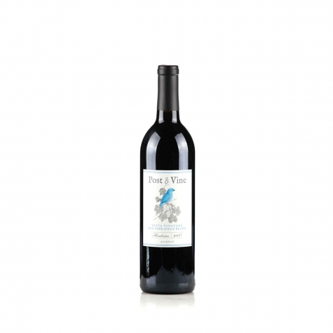 Post & Vine Testa Vineyard Field Blend Mendocino 2017