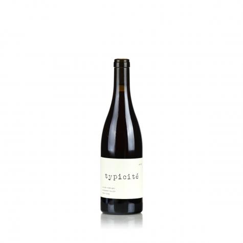 Typicite Wines Pinot Noir Lichen Vineyard Anderson Valley 2018