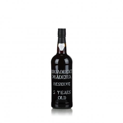 Broadbent  Madeira 5 year