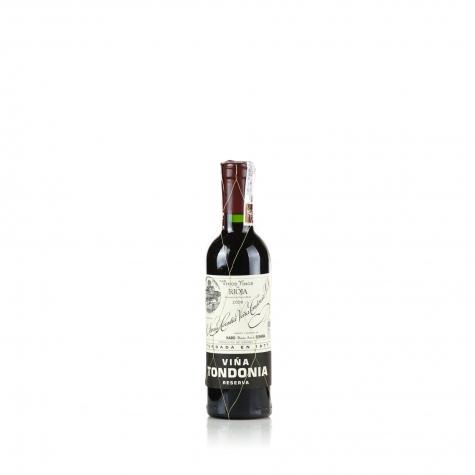 "Lopez de Heredia Rioja ""Vina Tondonia"" Reserva 375ml 2008"