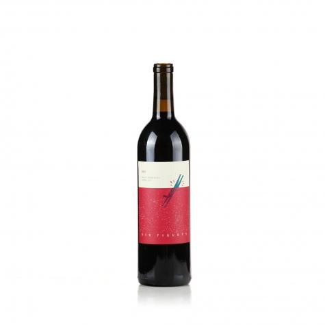 Six Figures Wine Merlot Sonoma Valley 2019