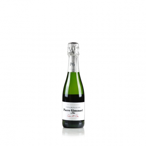 Pierre Gimonnet et Fils Champagne Brut 1er Cru Blanc de Blancs 375 ml NV